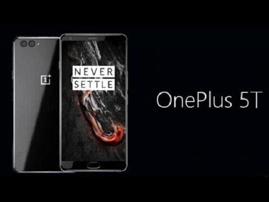 گوشی OnePlus 5T