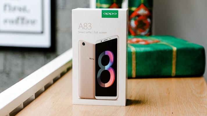 گوشی هوشمند Oppo A83